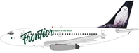 "Frontier Airlines 737-200 N270FL ""Snowy Owl & Elk"" (1:200)-CLOSE OUT"