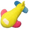 Airplane Pillow Yellow/Pink