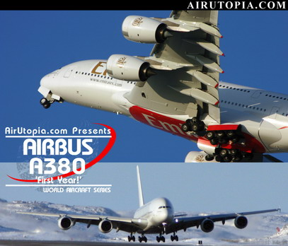 Airbus A380 'The First Year!' (DVD)