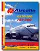 Air Calin A310-300 & B737 (DVD)