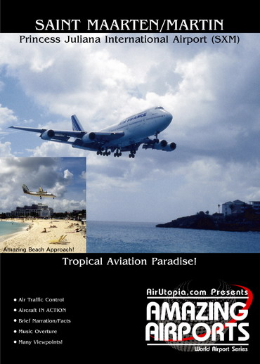 St Maarten / Martin Wings over Paradise! (DVD)
