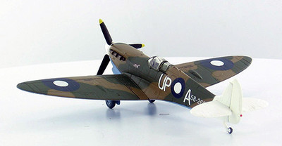 "British Spitfire Mk.Vc UP-A ""JEN III"" (1:72)"