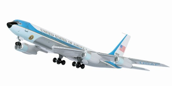 United States Of America VC-137 Air Force One (1:400)