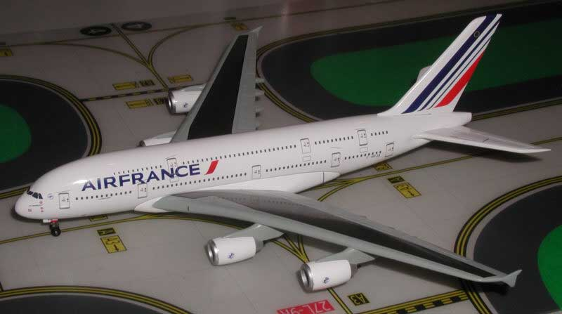 Air France A380 - Corporate Model (1:400)