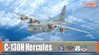 "C-130H Hercules, 179th Airlift Wing ""60th Anniversary"" (1:400)"