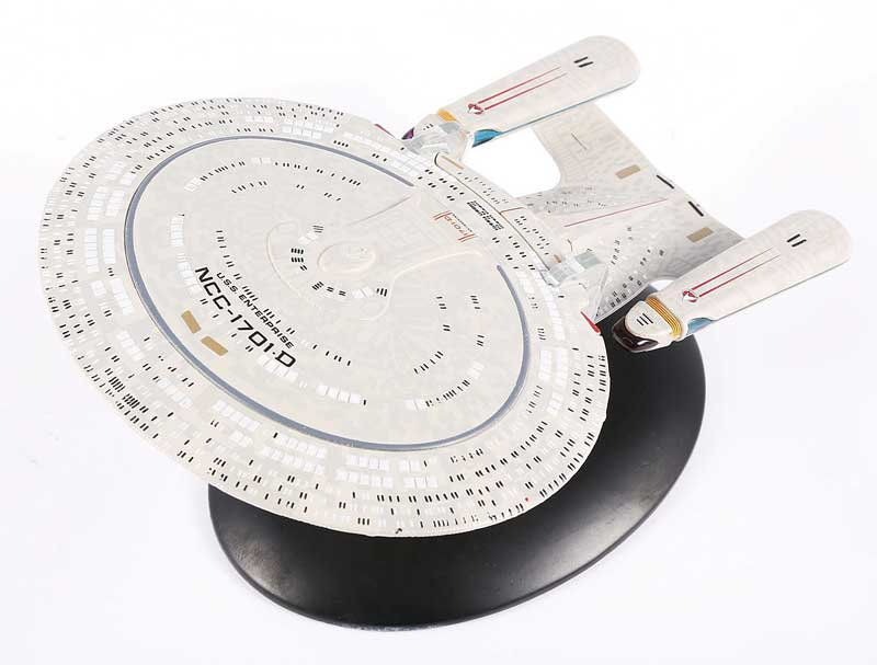 USS Enterprise NCC-1701-D Die Cast Model