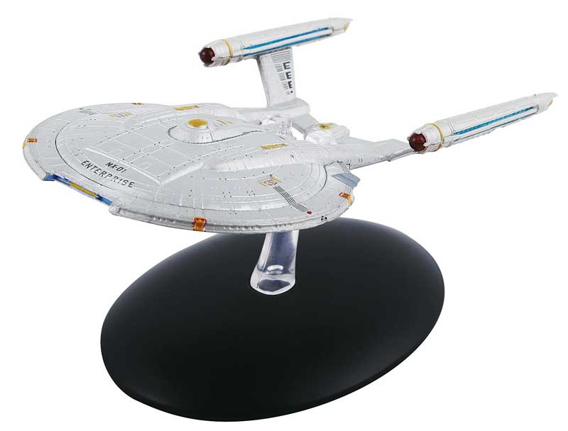 Enterprise NX-01 Die Cast Model