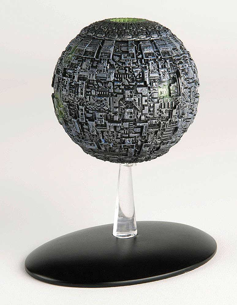 Borg Sphere Die Cast Model