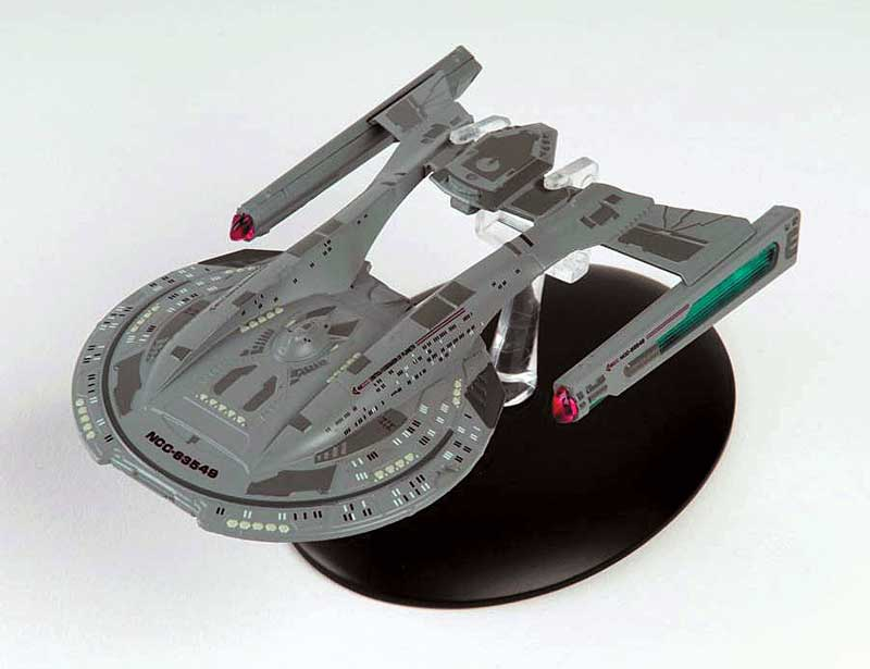 USS Thunderchild NCC-63549 Die Cast Model