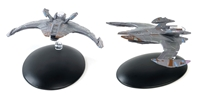 JemHadar Battle Cruiser Die Cast Model