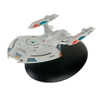 USS Equinox NCC-72381 Die Cast Model