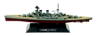 British Battlecruiser Hms Hood - 1940 (1:1100) - Preorder item, order now for future delivery