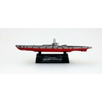 German Navy U-BOAT Type IXB-123 (1:700)