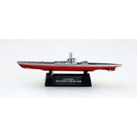 German Navy U-BOAT Type Ixc U-156 (1:700)