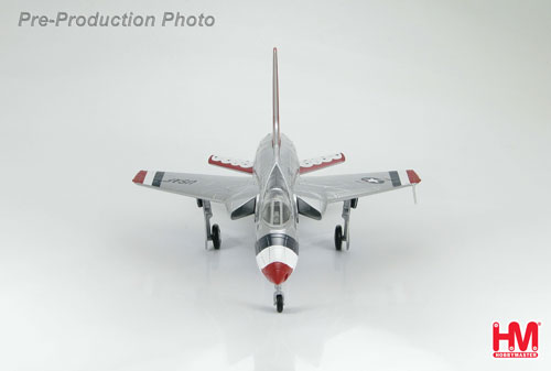 F-105B Thunderchief, Thunderbirds, 1964 (1:72) - HA2502