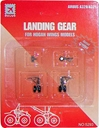 Landing Gear for Hogan A300 (1:200)