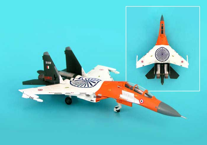 Indian Air Force SU-30MK-1 24TH Sqn Huntng Hawks (1:200)