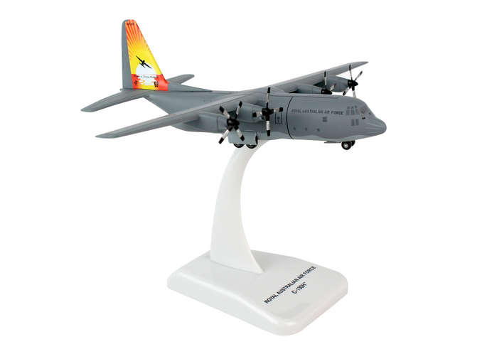 Royal Australian Air Force C-130H, 50 Years (1:200)