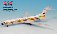 East African Airways Super VC-10 ~ 5X-UVJ (1:500)