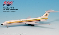 East African Airways Super VC-10 ~ 5Y-ADA (1:500)