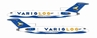 Varig Log B727-200 ~ PP-VQU (1:200)