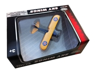 "Stearman PT-17 ""High Flyer"" (5"") - assorted colors"