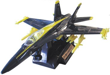 F/A-18 Hornet, Blue Angels, 1:72 Scale