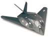 F-117 Stealth (1:72) Easy Build Model Kit