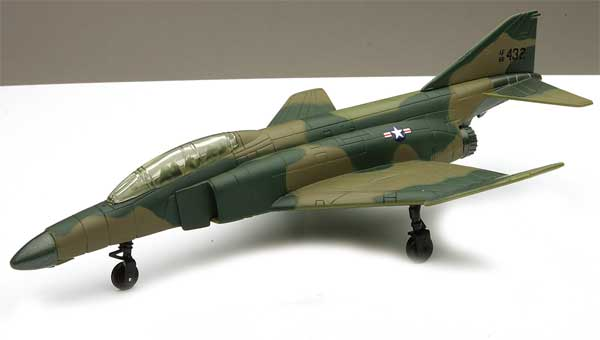 F-4 Phantom (1:72), Easy Build Model Kit