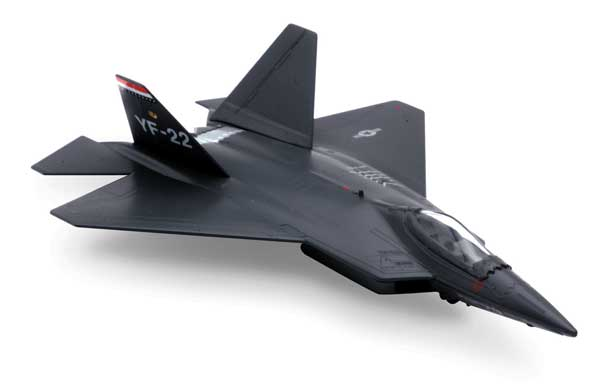 F-22 Raptor (1:72) Easy Build Models Easy-YF-22