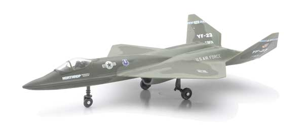 YF-23 Black Widow (1:72) Easy Build Model Kit