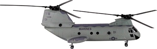 CH-46 Sea Knight - Marines (1:55)