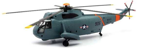 Sikorsky Sea King SH-3D Navy HS-4 (1:40) - Easy Build Kit
