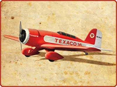 "Lockheed Sirius 8A ""Standard Edition"" (1:43) Wings of Texaco #18"