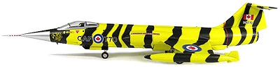 F-104 RCAF Tiger Marking 1972 Tigermeet (1:72)