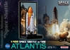 "Space Shuttle ""Atlantis"" w/SRB STS-71 - Memorable Missions of Space Shuttle (1:400)"