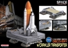"Space Shuttle ""Discovery"" w/Crawler Transporter (1:400) - DRW56391"