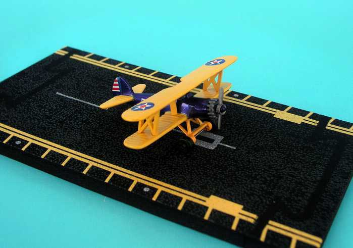 "Stearman PT-17 ""High Flyer"" (Approx. 5"")"