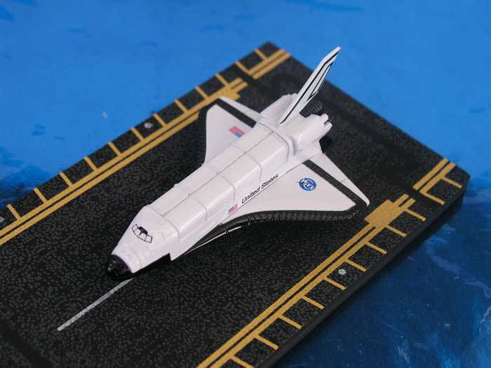"Space Shuttle  (Approx. 5"")"