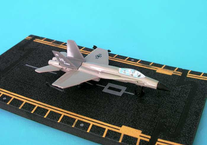 "Wings F-18 (With military Markings) (Approx. 5"")"