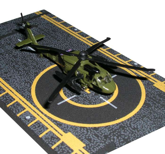 "Black Hawk Helicopter (Approx. 5"")"