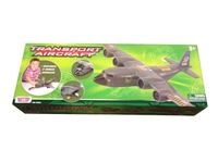 "18"" long Military Transport Airplane Play Set"