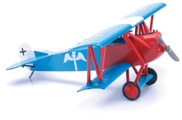 Fokker D.VII (1:48) Easy Build Model