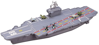 "18"" Aircraft Carrier Play Set"