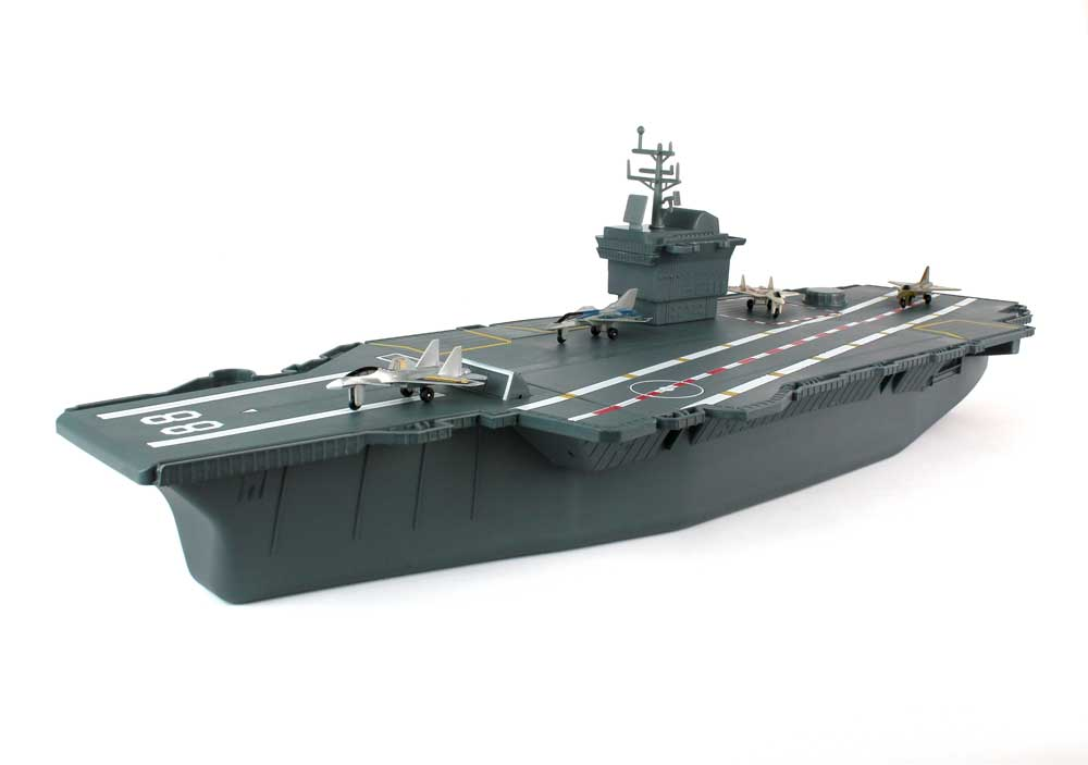 "30"" Aircraft Carrier Play Set with 4 Planes"
