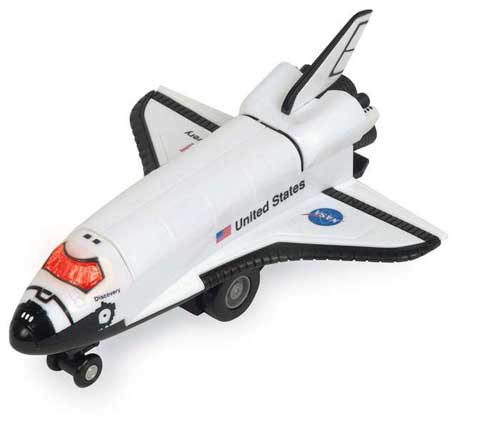 Space Shuttle Radio Control