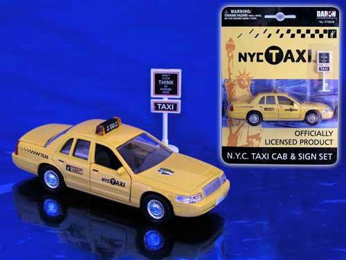 New York City Taxi Set