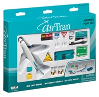 Airtran 14PC. Airport Play Set