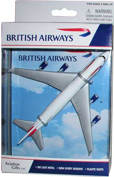 "British Airways Airliner (5"")"