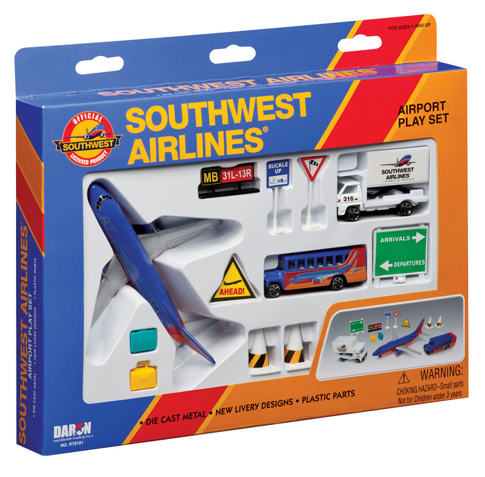 Southwest 12 Piece Playset